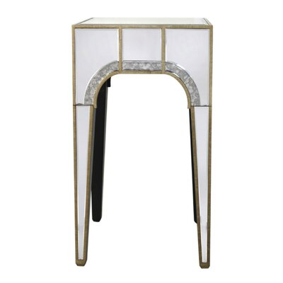 House Additions Hollywood Glamour Side Table