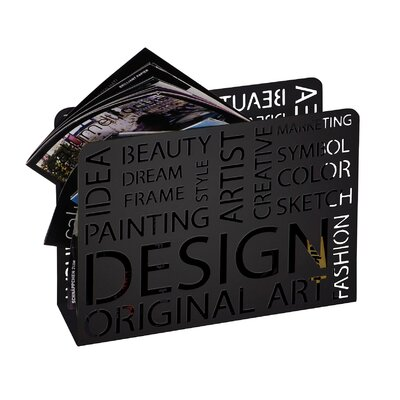 House Additions Newspaper Rack