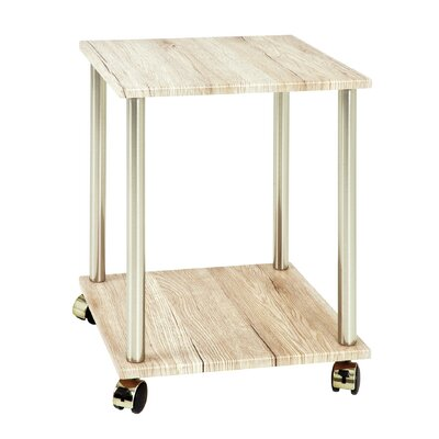 House Additions Mobile Side Table
