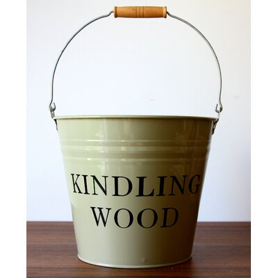 House Additions Kindling Wood Fireside Bucket