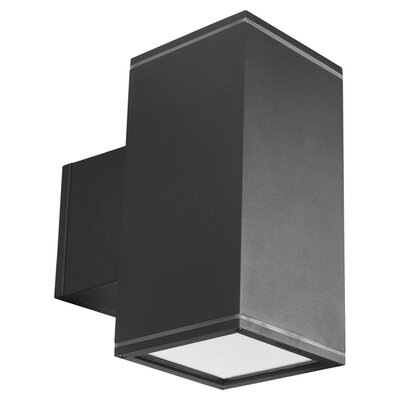 House Additions Afrodita 1 Light Outdoor Sconce