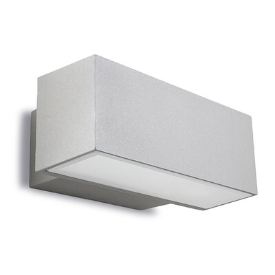 House Additions Afrodita 2 Light Outdoor Sconce