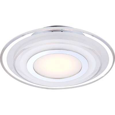 House Additions Amos 1 Light Ceiling Fixture