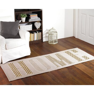 House Additions Apollo Beige Area Rug