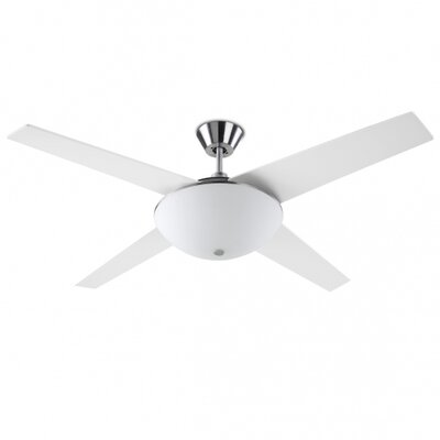 House Additions 132cm Aukena 4 Blade Ceiling Fan with Remote