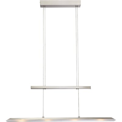 House Additions Avari 4 Light Kitchen Island Pendant