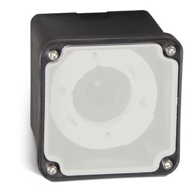 House Additions Basic 1 Light Outdoor Flush Mount