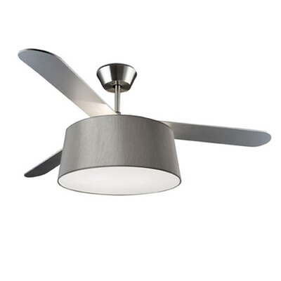 House Additions 132cm Belmont 3 Blade Ceiling Fan with Remote