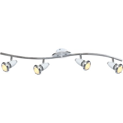 House Additions Bianka 4 Light Ceiling Spotlight