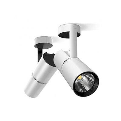 House Additions Bond Tube 1 Light Ceiling Spotlight