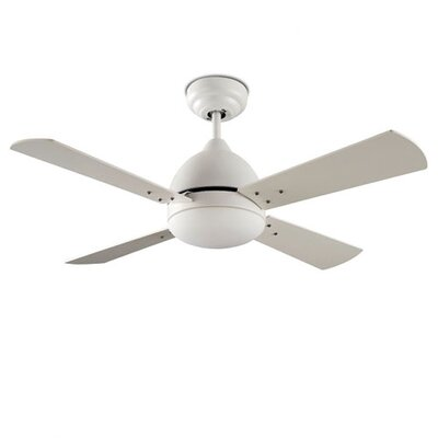 House Additions Borneo 2 Light Ceiling Fan with Remote