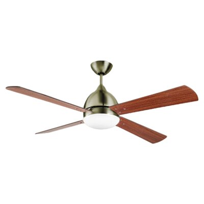 House Additions 106.6cm Borneo 4 Blade Ceiling Fan with Remote