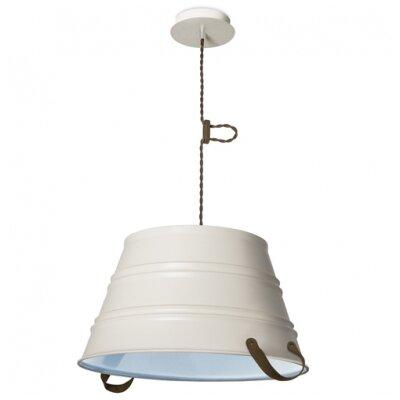 House Additions Bucket 1 Light Mini Pendant