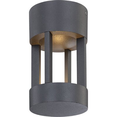 House Additions Cyllene 1 Light Outdoor Flush Mount