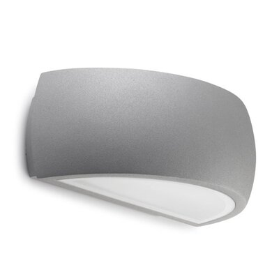 House Additions Delfos 1 Light Outdoor Flush Mount
