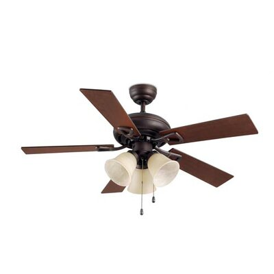 House Additions 106.6cm Dominica 5 Blade Ceiling Fan