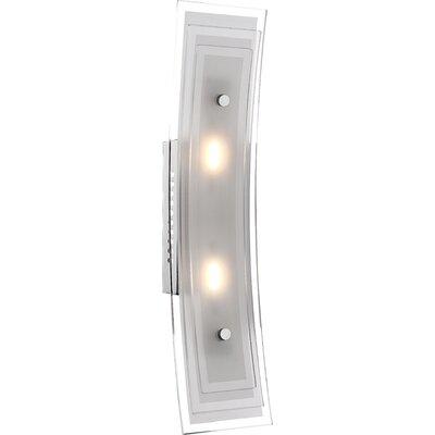 House Additions Dylan 2 Light Vanity Light
