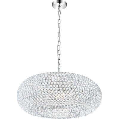 House Additions Emilia 9 Light Globe Pendant
