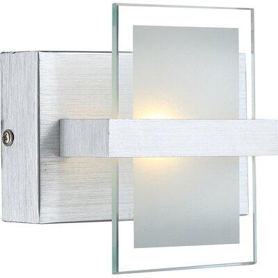 House Additions Enisa 1 Light Semi-Flush Wall Light