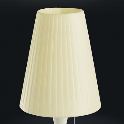 House Additions 18cm Fei Fabric Empire Lamp Shade