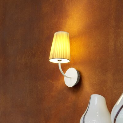 House Additions Fei 1 Light Semi-Flush Wall Light