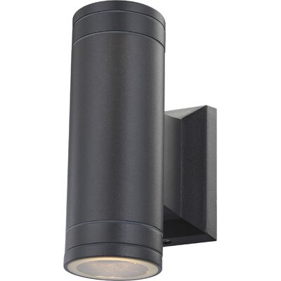 House Additions Gantar 2 Light Outdoor Sconce