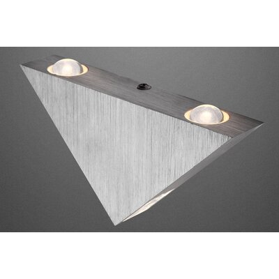 House Additions Gordon 3 Light Wall Washer