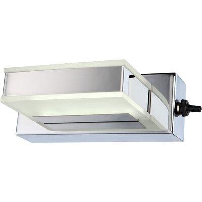House Additions Harper 1 Light Semi-Flush Wall Light