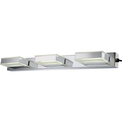 House Additions Harper 3 Light Semi-Flush Wall Light