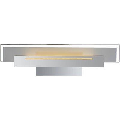 House Additions Ismeta 1 Light Semi-Flush Wall Light