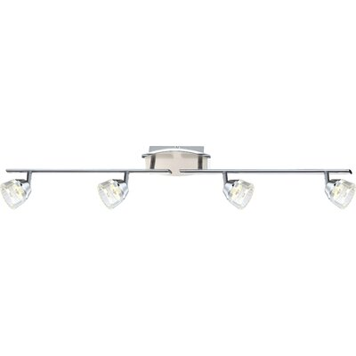 House Additions Lilija 4 Light Ceiling Spotlight