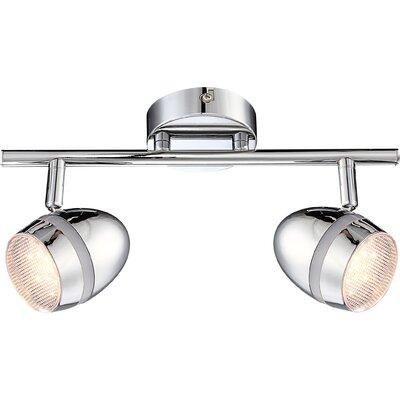 House Additions Manjola 2 Light Ceiling Spotlight