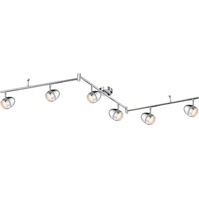 House Additions Manjola 6 Light Ceiling Spotlight