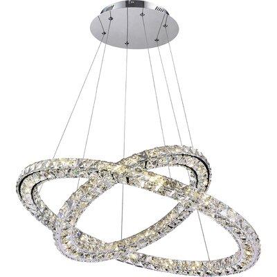 House Additions Marilyn 1 Light Globe Pendant