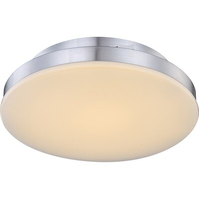 House Additions Marissa 1 Light Flush Ceiling Light