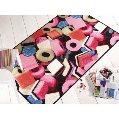 House Additions Mulini Multi-Coloured Area Rug