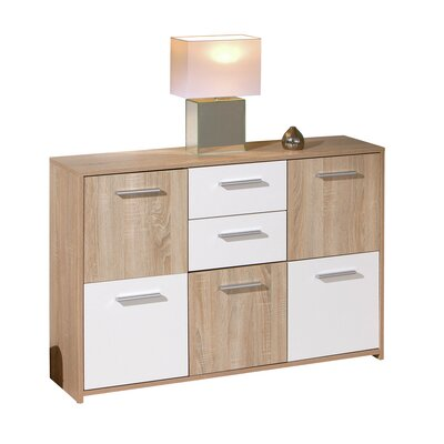 House Additions 5 Door 2 Drawer Sideboard