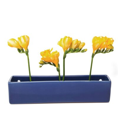 House Additions Wall Brick Vase