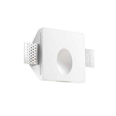House Additions Secret 1 Light Flush Wall Light