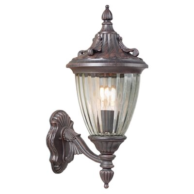 House Additions Galatea 1 Light Outdoor Sconce