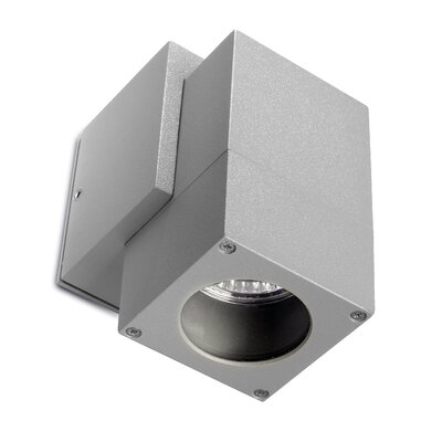 House Additions 1 Light Outdoor Flush Mount