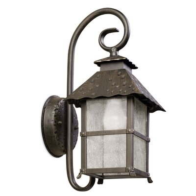 House Additions Persefone 1 Light Outdoor Wall Lantern