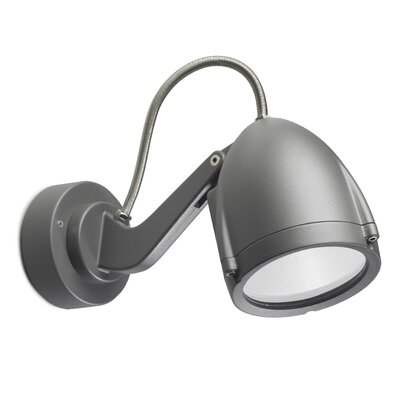 House Additions Alien 1 Light Outdoor Sconce
