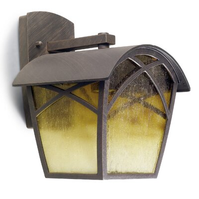 House Additions 1 Light Outdoor Sconce
