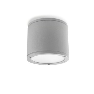 House Additions Comos 2 Light Outdoor Flush Mount