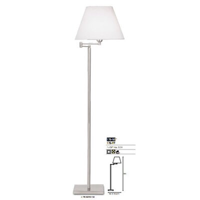 House Additions Dover 134cm Floor Lamp