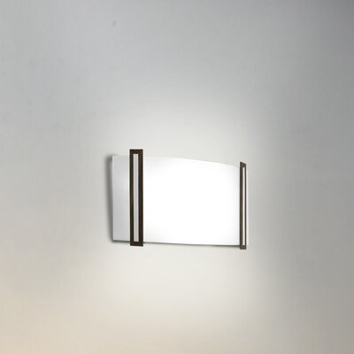 House Additions Lugo Square 2 Light Wall Washer