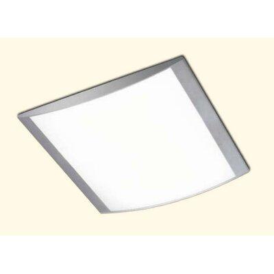 House Additions Alpen 4 Light Flush Ceiling Light