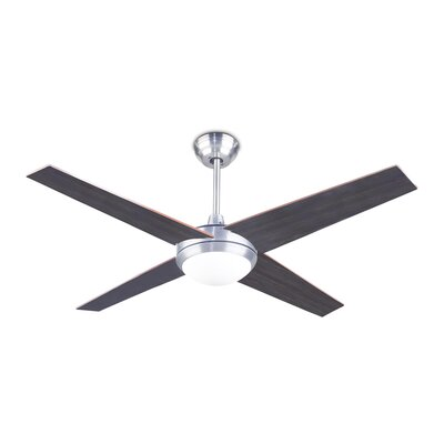 House Additions 132.2cm Hawai 4 Blade Ceiling Fan with Remote