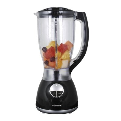 House Additions 2L 500W Blender with Grinder Attachment